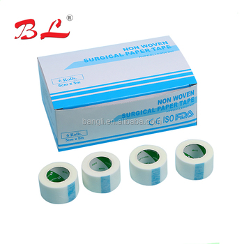 Breathable Micropore Non-woven Paper Tape Compared 3m Medical Adhesive  Plaster - Buy Breathable Micropore Non-woven Paper Tape,3m Micropore  Tape,3m