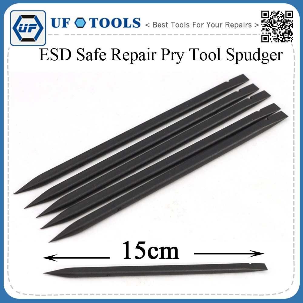 Black Stick Spudger Tool for ipod ipad ,Plastic Pry Tools for ipad