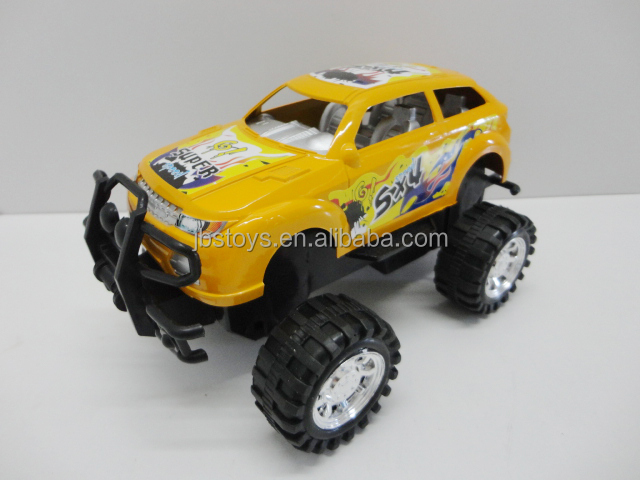New F/P Cross country Car Toys For Children TF14040037