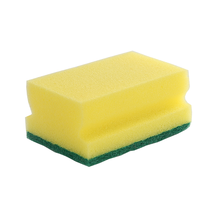 Household Kitchen Dish Washing Sponge Cleaning Scouring Pad Sponge Scrubber