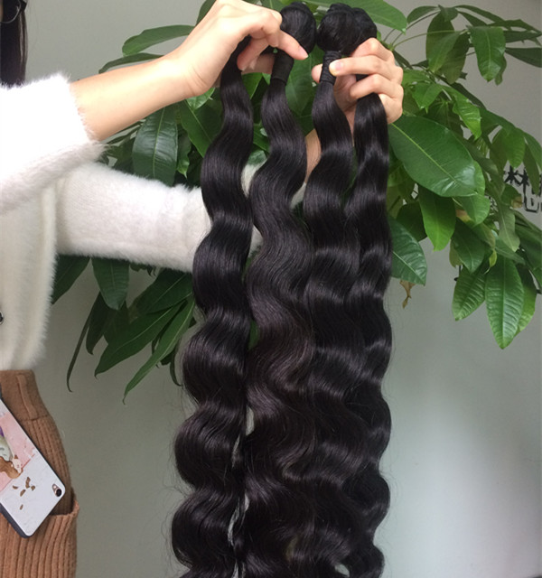 TD HAIR same day shipping weave braid in human hair bundles,virgin Brazilian hair 3 bundles,ombre BODY wave bundles with closure
