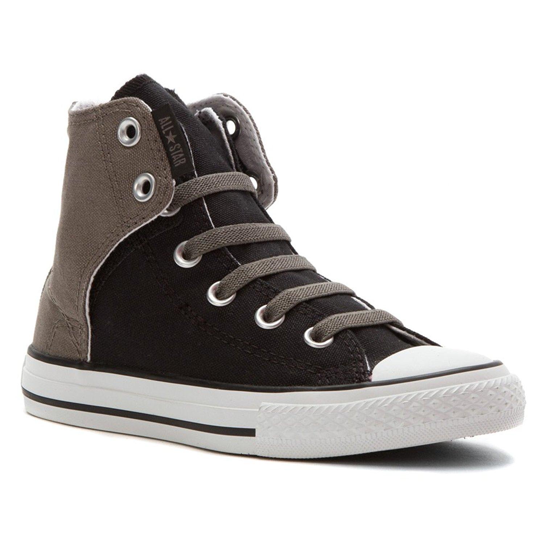 0e9b81e4eaf7 Get Quotations · Converse Chuck Taylor Easy Slip High Pre Grade School boys  fashion-sneakers