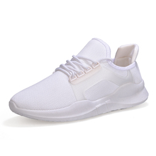 Wholesale 2017 new design high quality custom brand fashion shoes men sport casual running shoes and sneakers