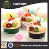 China wholesale mini oven safe healthy cheesecake baking cup