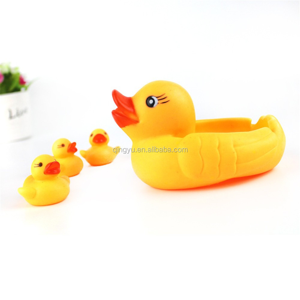 the Bathing duck
