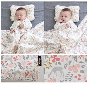 Design Super Soft Dot Baby Blanket Wholesale Minky Fabric