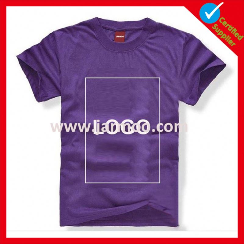 Cheap Embroidery Logo Breathable T Shirts Print Design