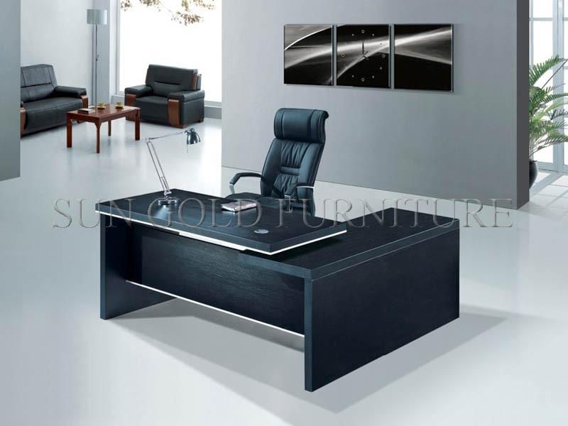 Moderne houten bureau kantoor tafel ontwerp sz od061 houten tafels product id 60090803507 - Moderne kantoorbureaus ...