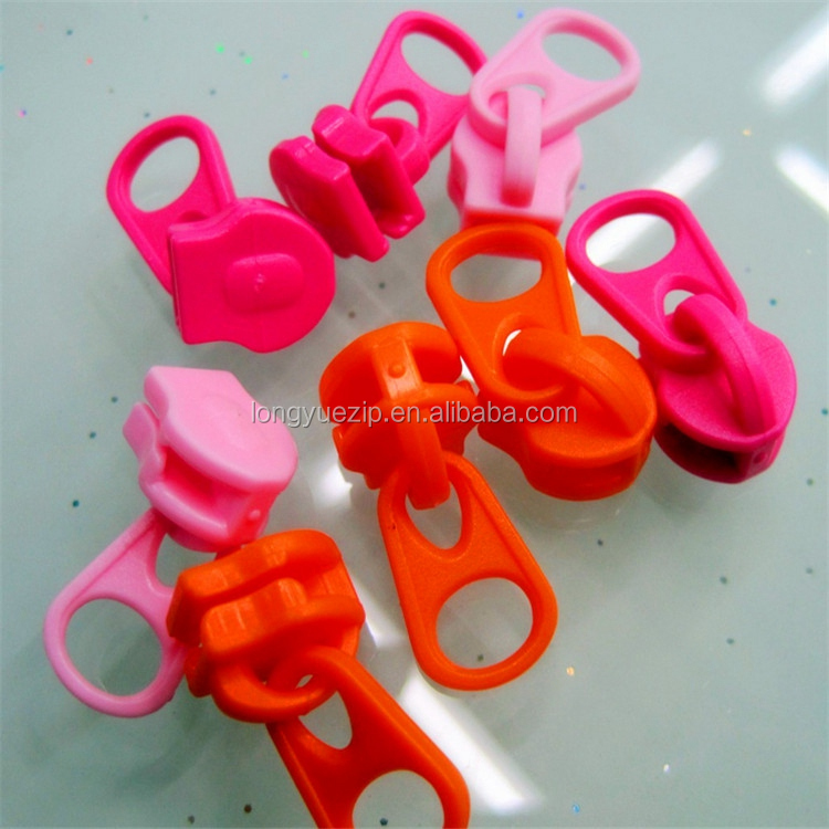 wholesale designer leather zipper puller for lady handbags