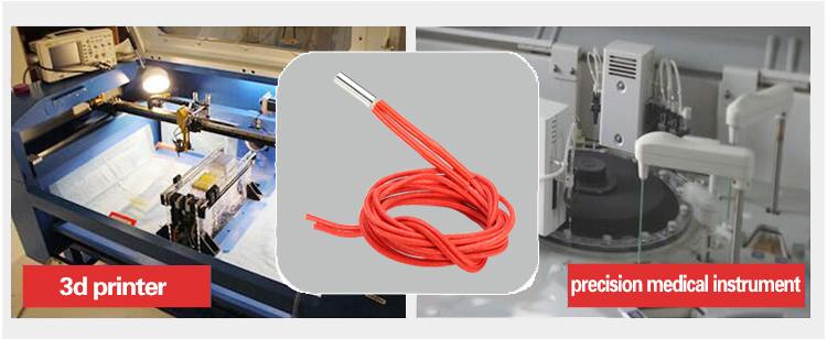 12v 24w cartridge heater for 3d printer
