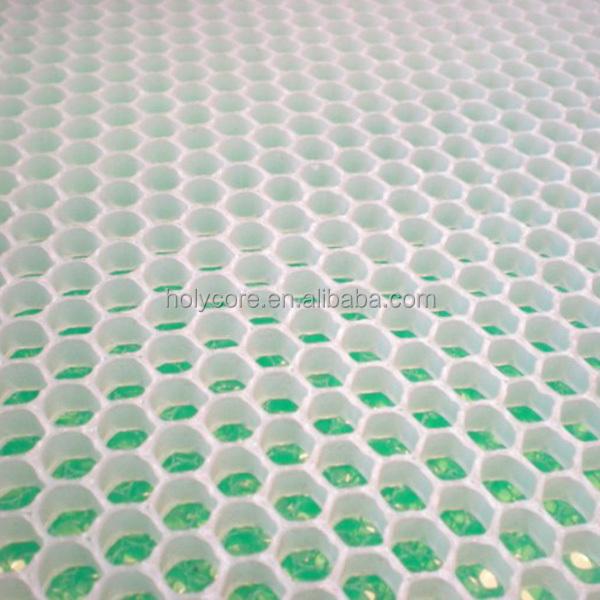 Polyurethane Honeycomb Panels : Promotional mm cell pp plastic honeycomb core buy