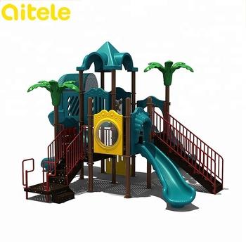 dc14c49b695 Qitele residential plastic cheap indoor outdoor children playground  equipment
