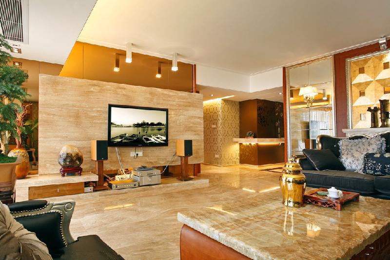 marble design wall panel for tv wallcommercial place - Tv Wall Panels Designs