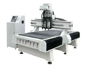 Woodworking cutting machine KL-1325-3P for panel furniture engraving /cutting/house customization/windows/doors/sofa