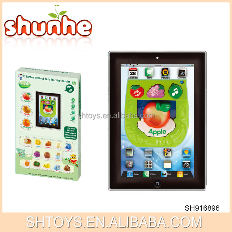Educational Toys Learning Pad French Learning Machine Learing Pad ...