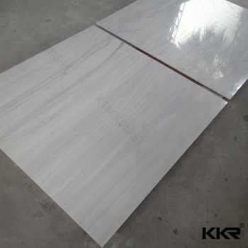 Superbe Korean Marble Look Acrylic Solid Surface Table Top