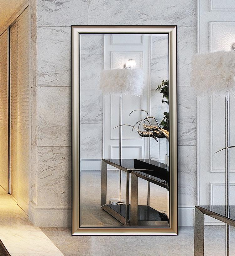 Design Elegante Della Parete Specchi Spogliatoio Specchi Per ...