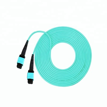 Factory price and good quality MTP/MPO patch cord