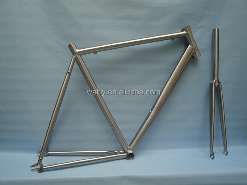 Tubo Hidroformado Carril Bici Fija Del Engranaje Titanium Durable ...