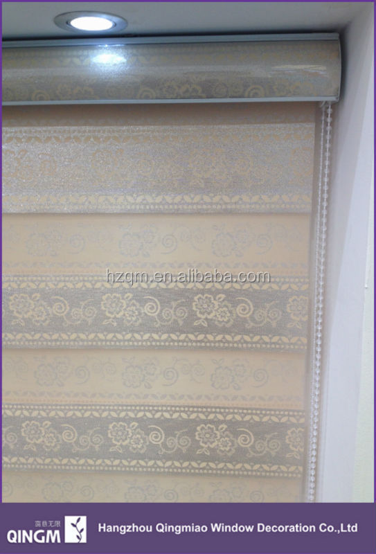 Home Decor Fashion Country Style Jacquard Window Blind
