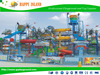 Professional Engineer Team Factory Directly Adult Water Slide Commercial Water Pool Slide