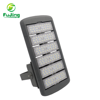 2018 New model led flood light 350w IP67 IK08 smart control dimming