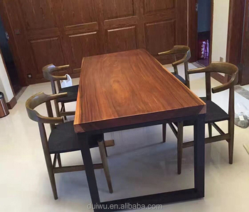 Direct Factory Price Solid Wood Dining Table Set Kuala Lumpur