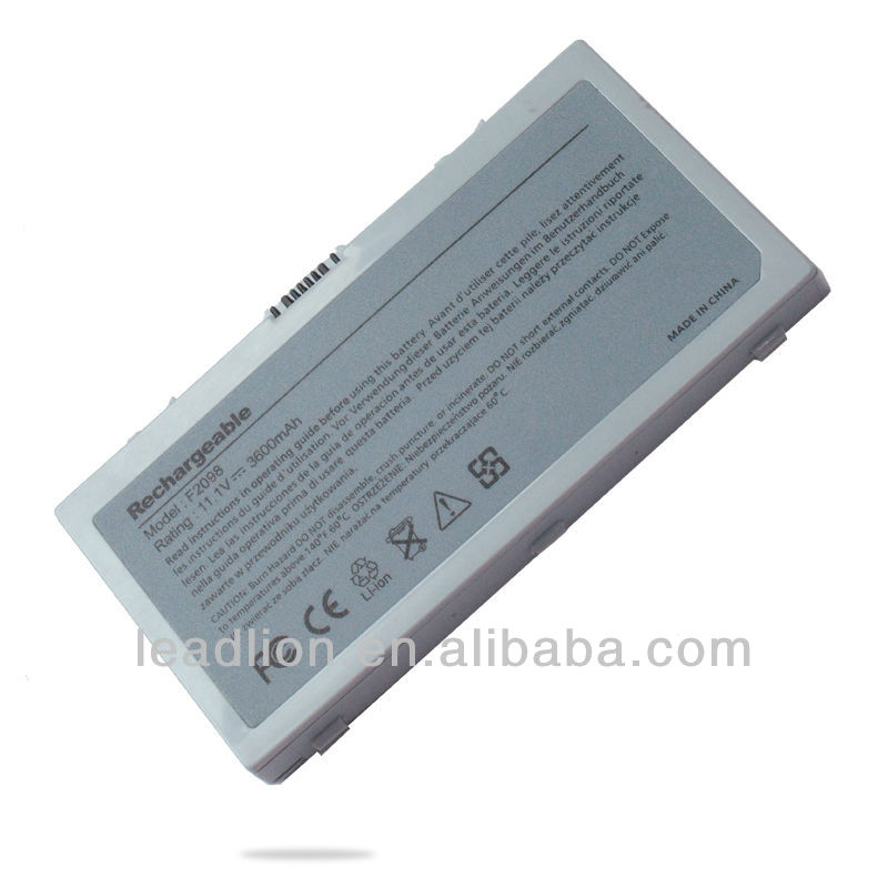 Replacement laptop battery for COMPAQ/HP F2098