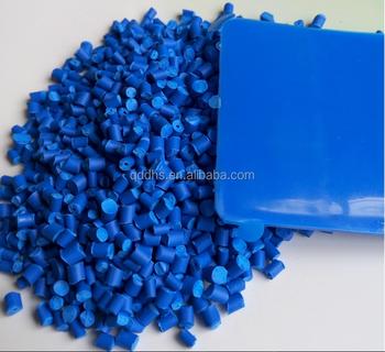 4dd0b7f137 Hdpe plastica materie prime prezzo blu masterbatches per alta densità borse
