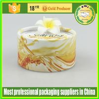 entire pet window paper round box for package gift