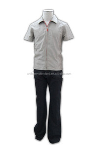 High Quality Polyester Men Cotton Worker Uniform