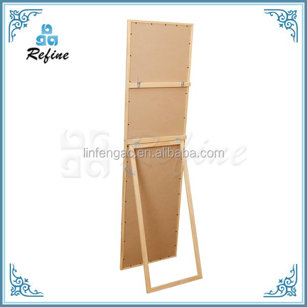 De gran tama o de nueva zelanda de pino plata soporte para espejo de piso espejos - Soportes para espejos ...