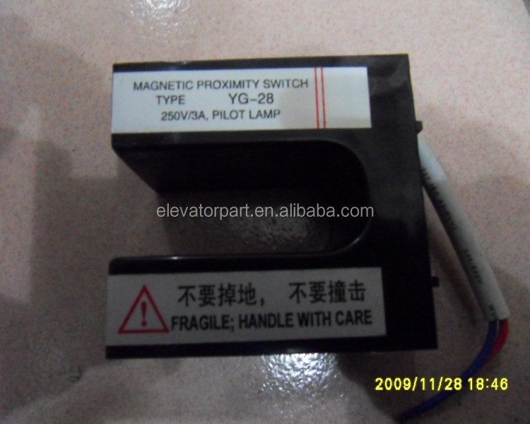YG-28 Magnetic proximity switch leveling inductor