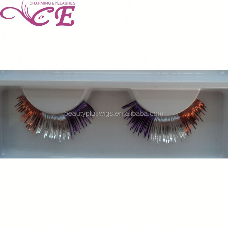Best selling stars colors eyelash private label mink eyelashes