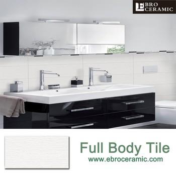 300x600 Blanc Couleur Ardoise Mat Surface Projet Utiliser Salle De ...