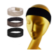 Women Velvet Wig Grip Headband Adjustable Comfort Head Hair Band Girl Yoga Sport Sweat Band Headband