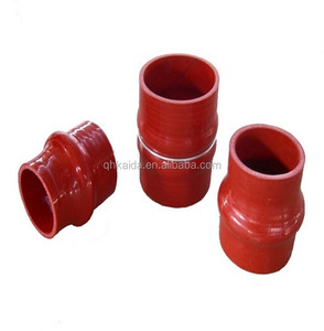 High Temp Reinforced 45 Degree Elbow Coupler Silicone Hose