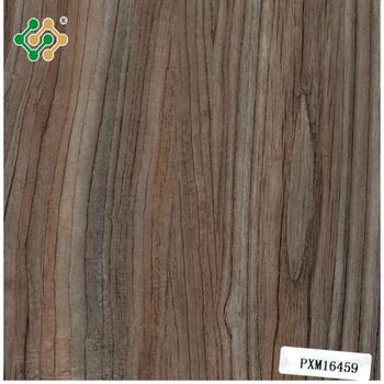 Flooring Commercial Laminated Wood Grain Pvc Vinyl