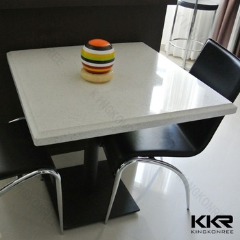 4 Seater Restaurant Dining Tables And Chairs With Modern Designs