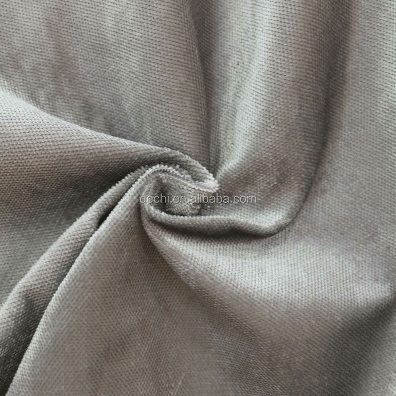 DECHI 100% polyester warp knitting for sofa/curtain/home textile/upholstery/shoes