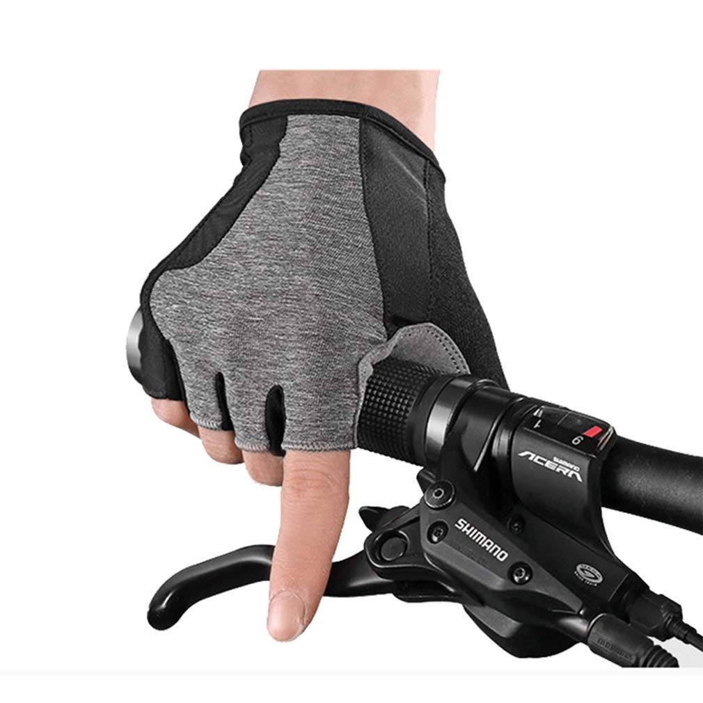Cycling Riding Gloves Summer MTB Non Slip Adjustable Bicycle Bike Equipment