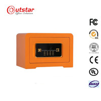 Secure and reliable mini vault safe metal small cash safes