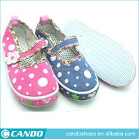 child soft shoe fit kid walking shoe with one strap