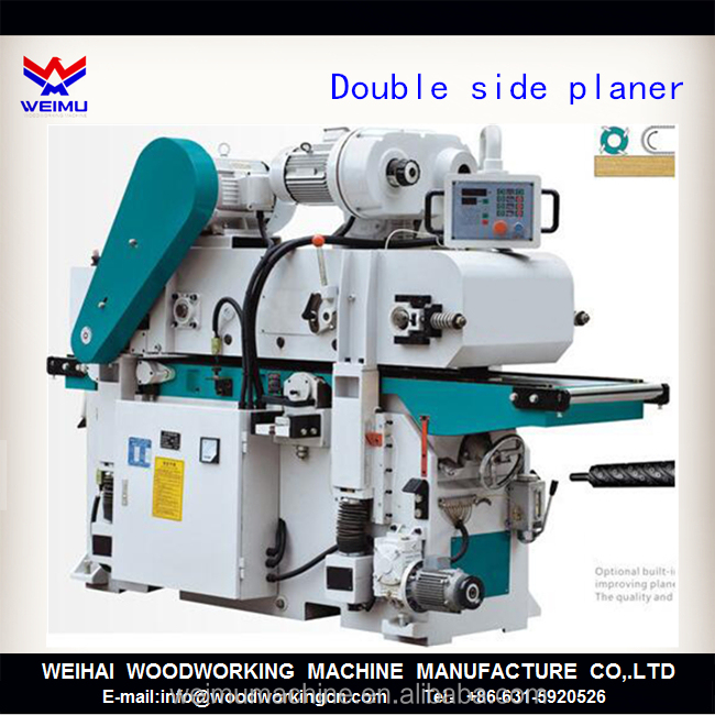 Excellent function and good quality wood press planer MB206F