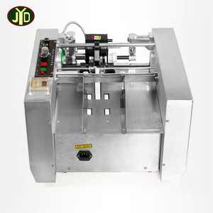 SY-300 Semi-automatic Embossed Stamp Pill Box Date Coding Machine