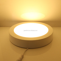 high quality 6W/12W/18W/24W led ceiling panel light with CE&HoRs