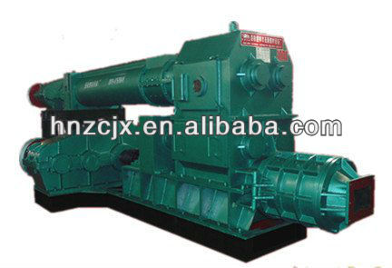 Long Working Life Clay Fire Brick Making Machine From Henan Zhongcheng