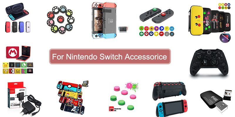Best Switch Lite Price Wireless Bluetooth Gamepad Joystick & Game Controller with 6-Axis Handle For Nintendo Switch Lite