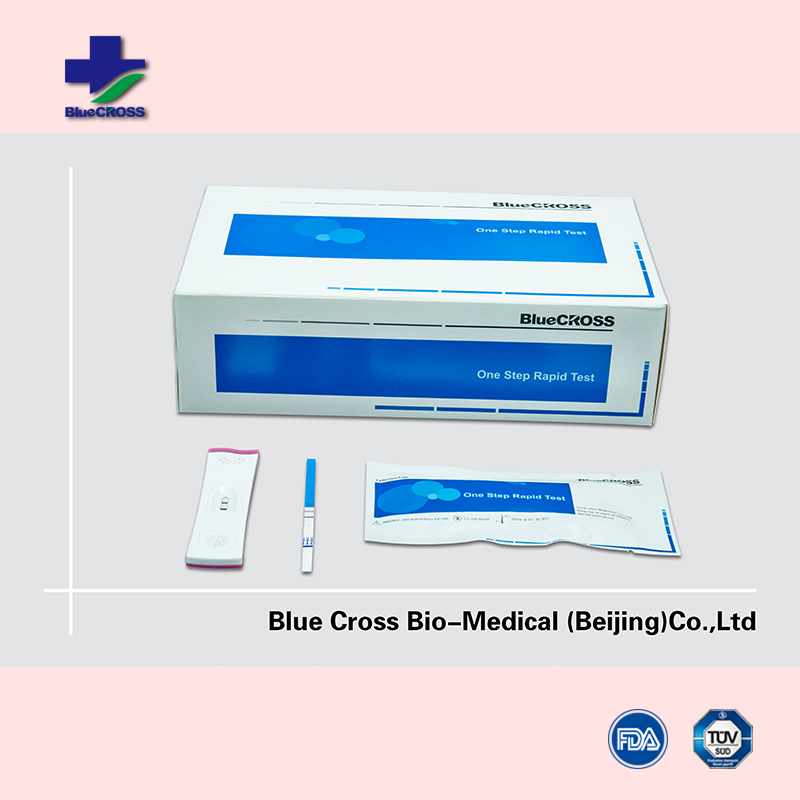 FDA Approved HCG Test Strip, One Step Pregnancy Test Kits