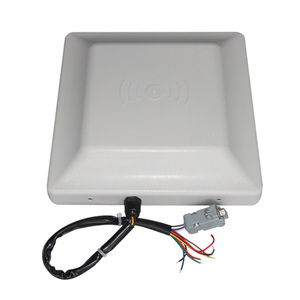 TCP/IP 30 meter long range rfid reader 860~960mhz passive tag reader writer for parking access control